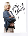 "Katy Manning ""Jo Grant"" Doctor Who, genuine autograph (Smudged) 10488"